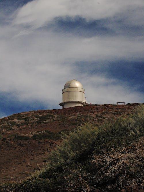 Foto stok gratis alam, awan, berawan, gunung