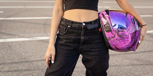 Бесплатное стоковое фото с байкер, брюки, Взрослый