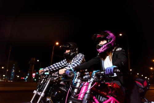 Бесплатное стоковое фото с активный отдых, байкер, велосипед