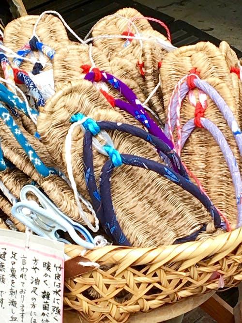 Photos gratuites de artisanat de paille, artisanat japonais traditionnel, artisanat populaire, artisanat populaire japonais