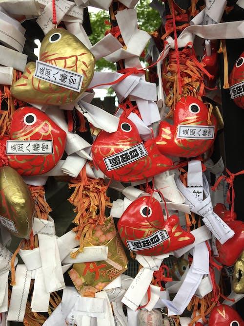 Photos gratuites de chance, la chance japonaise, morioka hachimangu chrine, objets