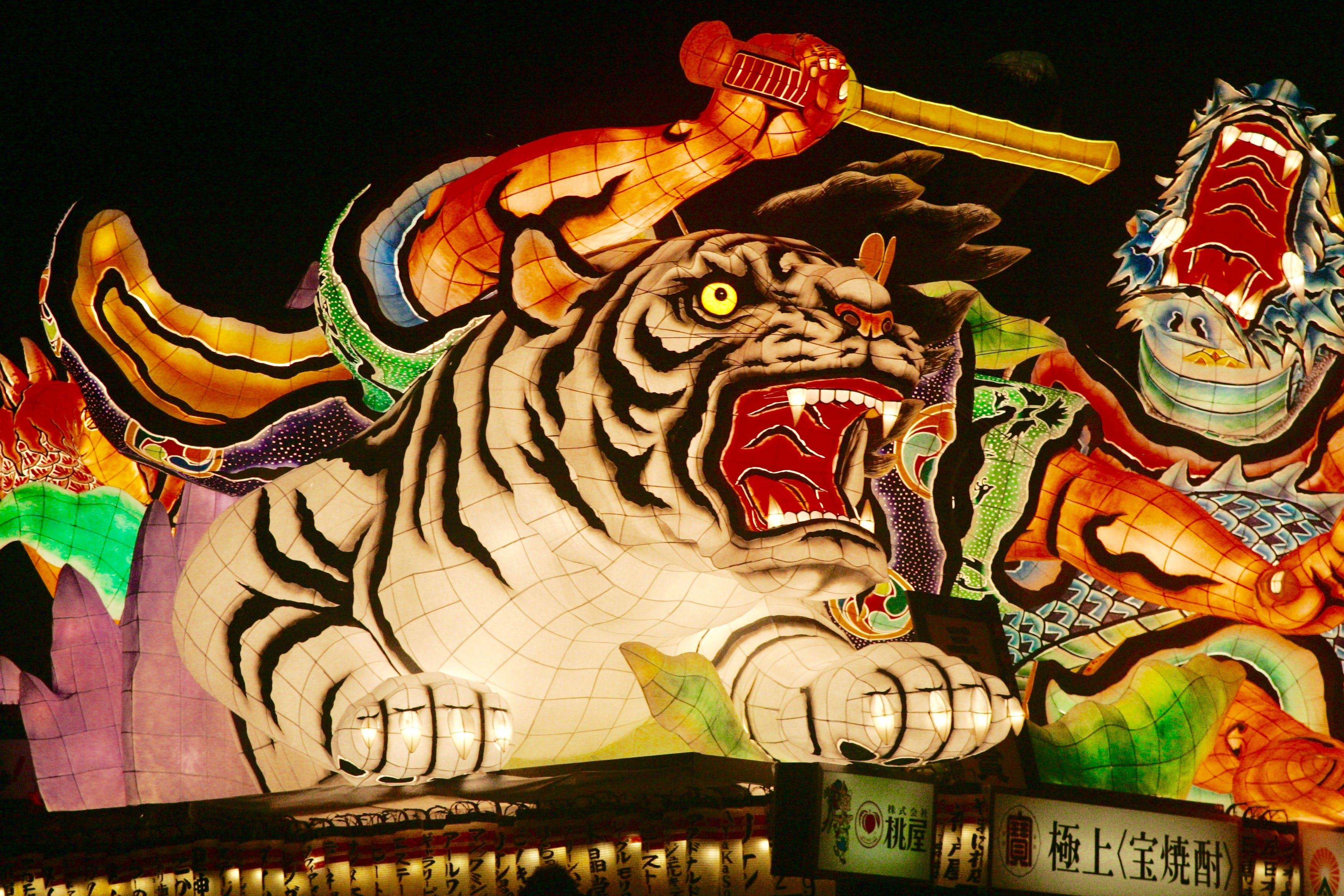 Δωρεάν στοκ φωτογραφιών με aomori, jaan travel, Ιαπωνία, ιαπωνικά φεστιβάλ