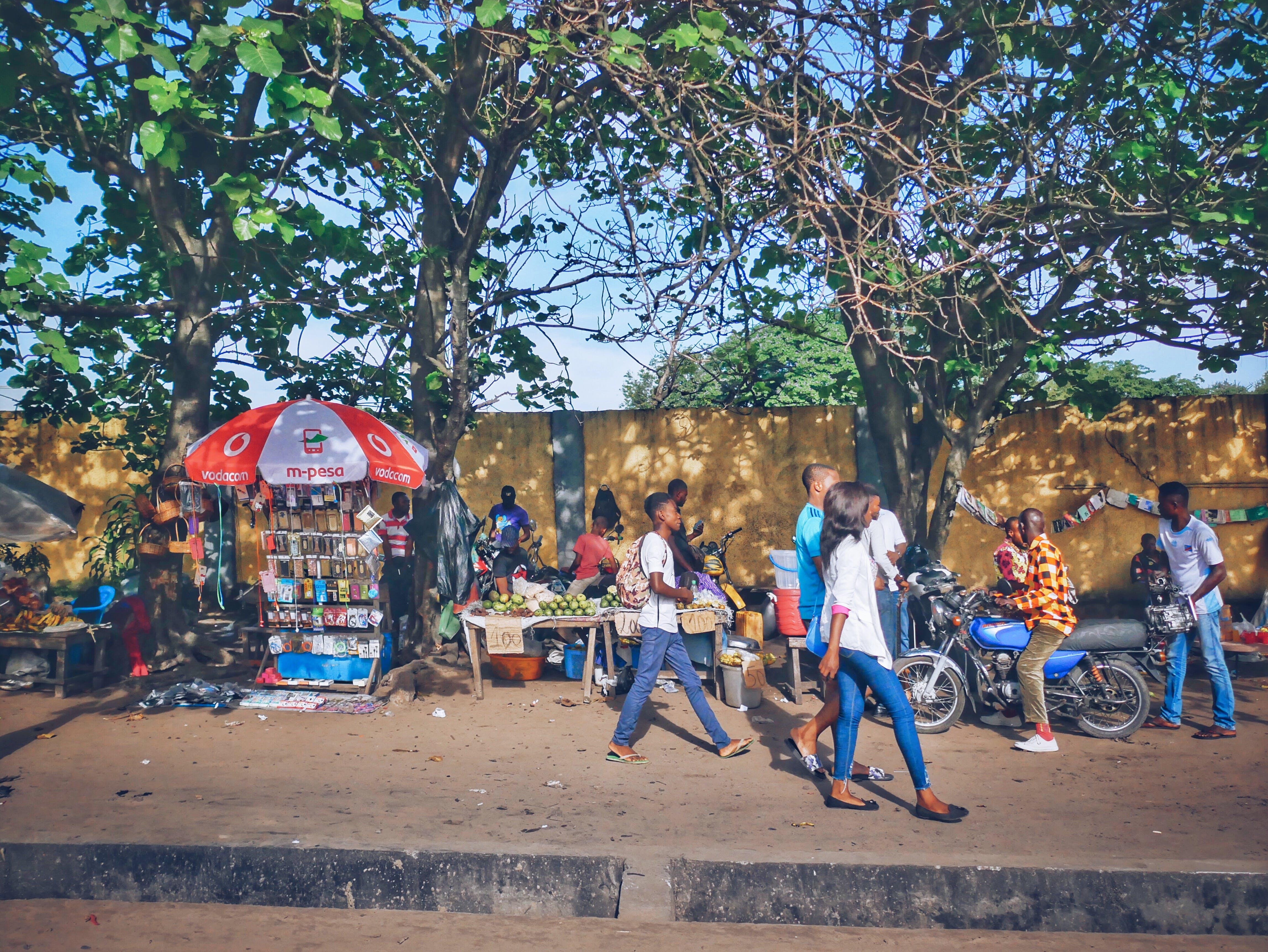 Gratis lagerfoto af afrika, gadefotografering, kinshasa