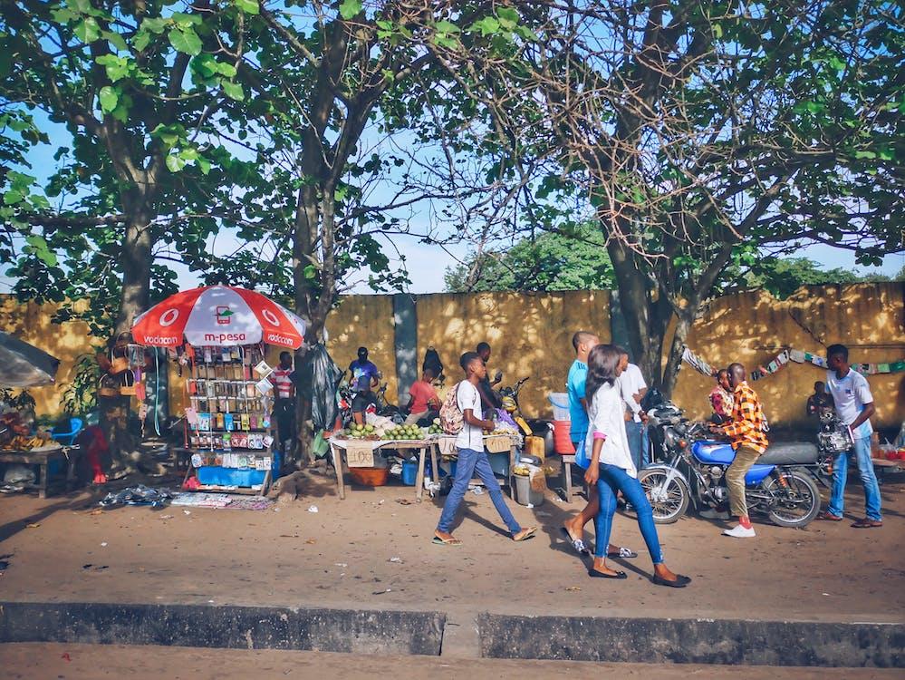 Free stock photo of africa, Kinshasa, street photography