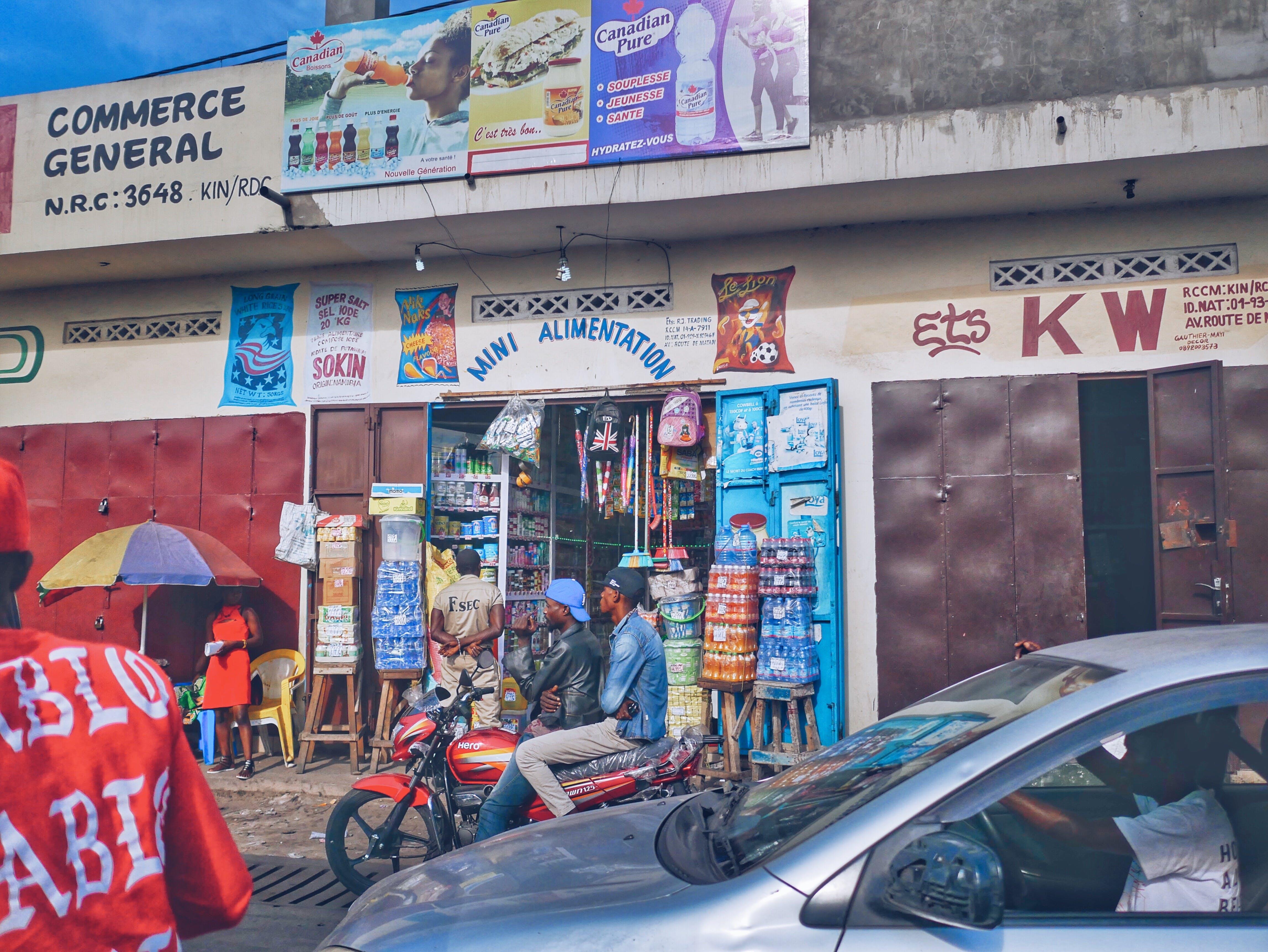 Gratis lagerfoto af congo, drc, gadefotografering, kinshasa