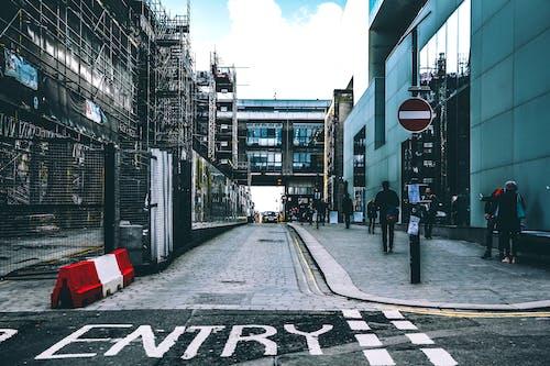 Imagine de stoc gratuită din arhitectură, automobil, birouri, centrul orașului