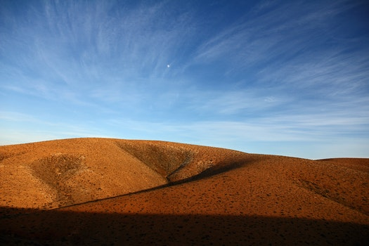 Free stock photo of landscape, nature, sky, sand