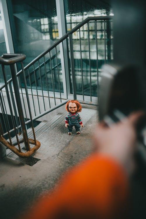 Foto stok gratis boneka, di luar rumah, hari