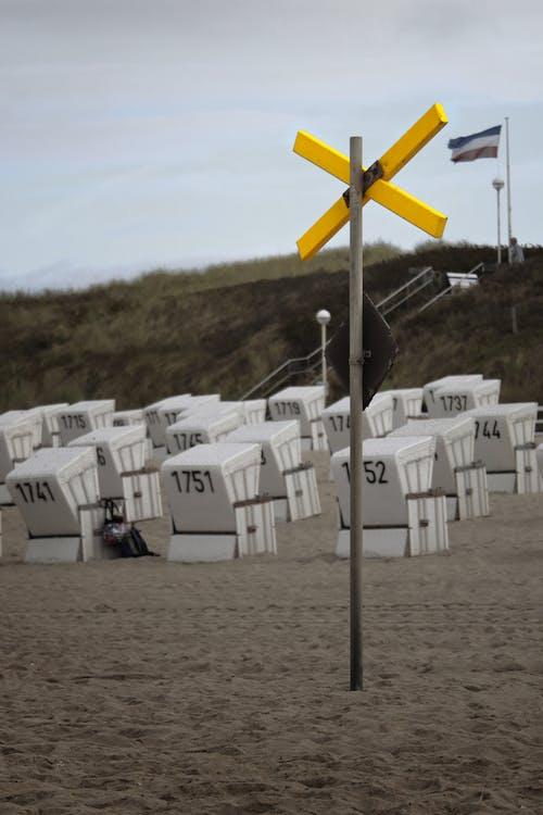 Free stock photo of atlantic, beach, bright