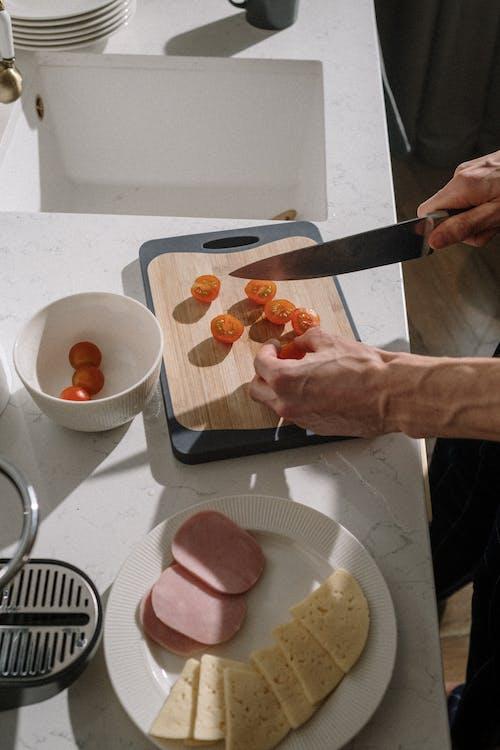Foto stok gratis ceri, daging, dalam ruangan