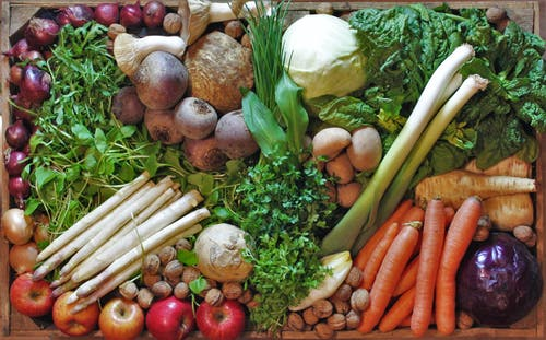 Free stock photo of eat fresh, fresh food, fresh vegetables