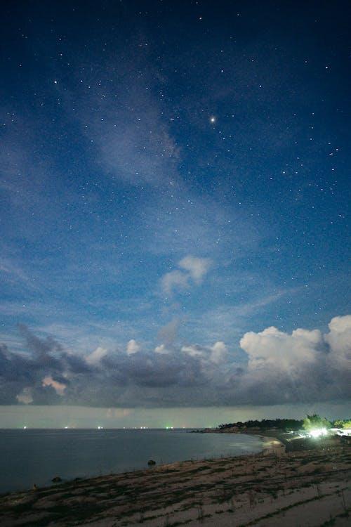Безкоштовне стокове фото на тему «зірка, краєвид, небо»