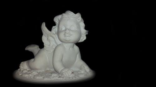 人物, 天使, 天使的身影, 守護天使 的 免費圖庫相片