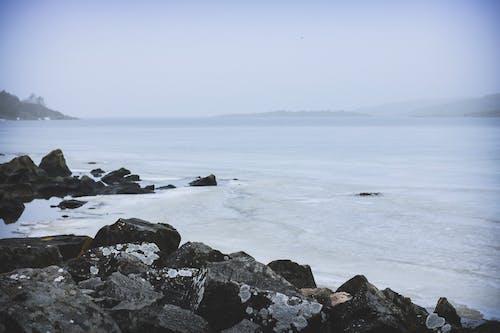 コールド, スウェーデン, 凍った湖, 水の無料の写真素材