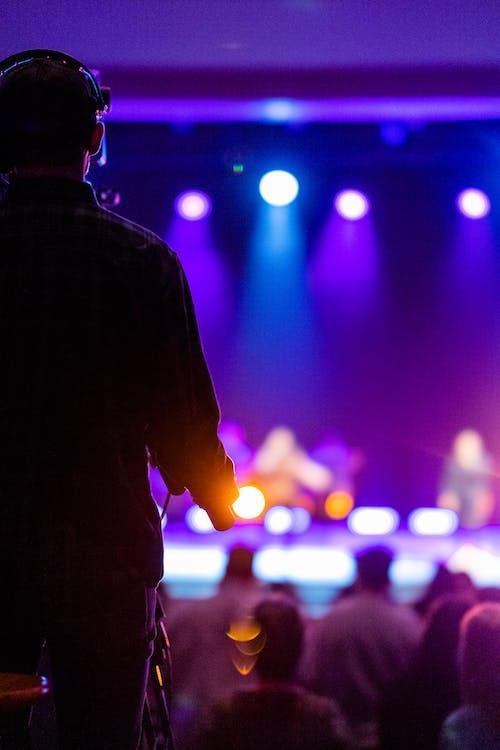 Ilmainen kuvapankkikuva tunnisteilla bändi, bileet, esittely