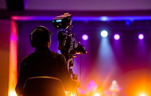 Ilmainen kuvapankkikuva tunnisteilla bändi, elokuvafestivaali, energia