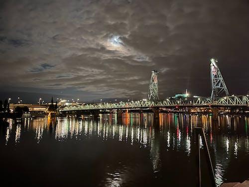 Free stock photo of bridge, city, cityscape