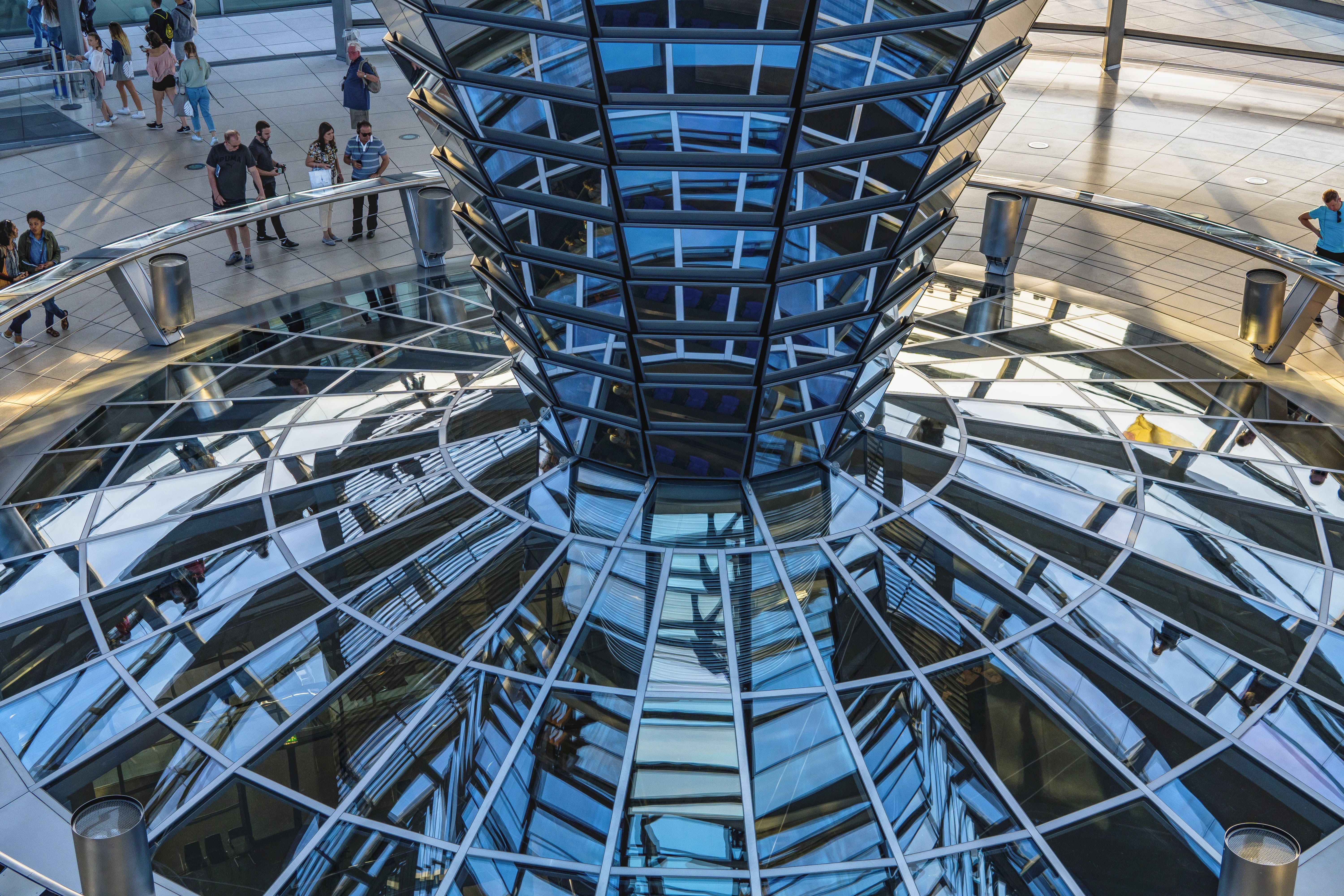Free stock photo of architecture, berlin, building, bundestag