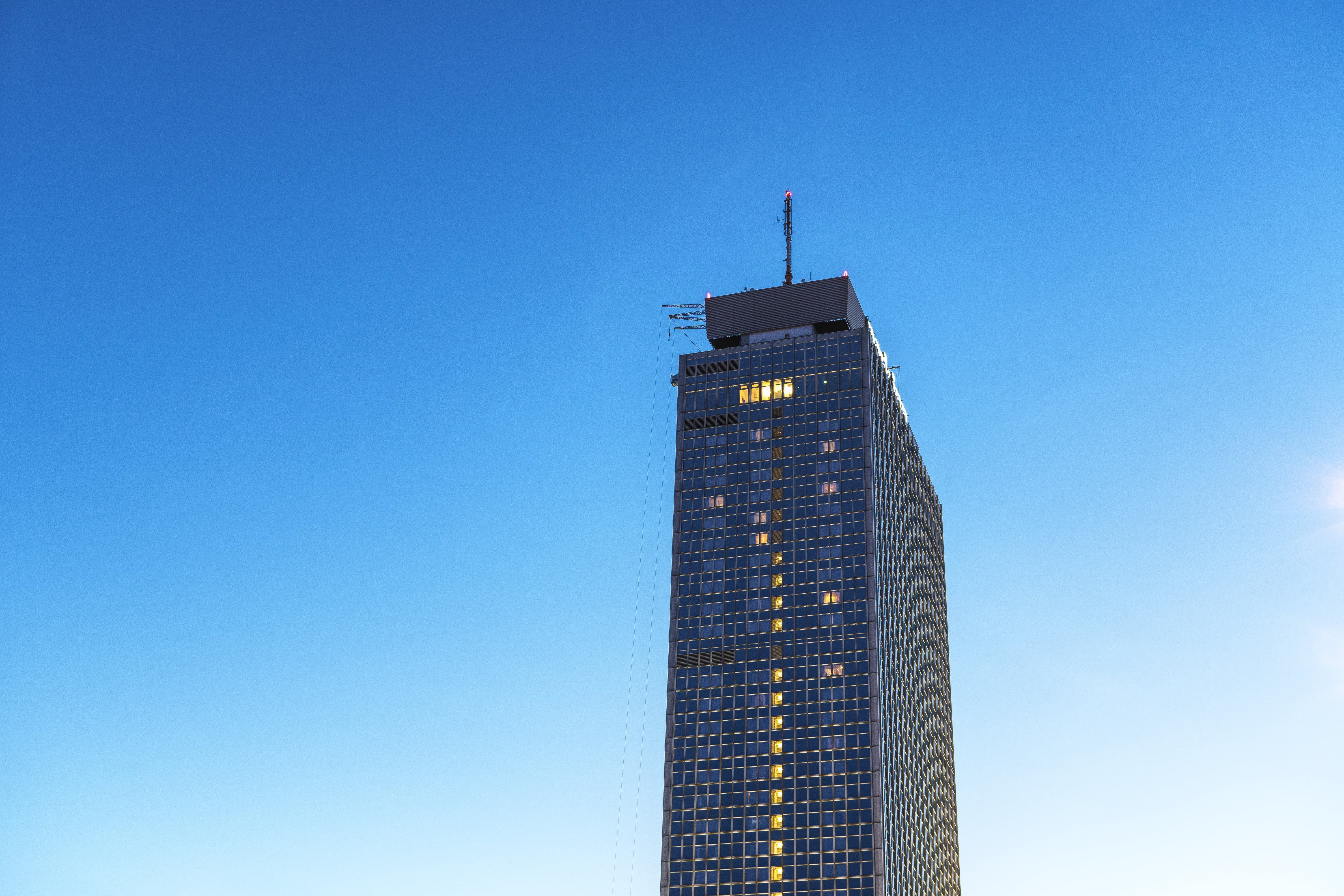 Free stock photo of architecture, berlin, blue, building