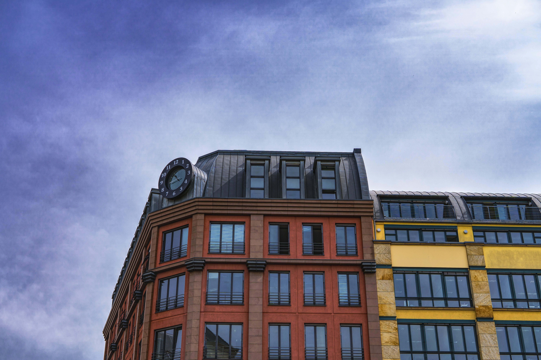 Free stock photo of architecture, bricks, building, city