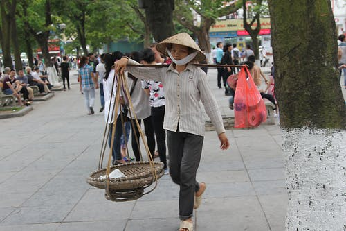 Free stock photo of culture, Hanoi, labor, people