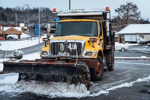 Immagine gratuita di auto, bulldozer, calamità