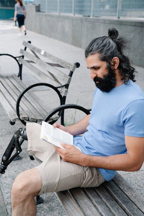 Ingyenes stockfotó felnőtt, Férfi, hosszú haj témában