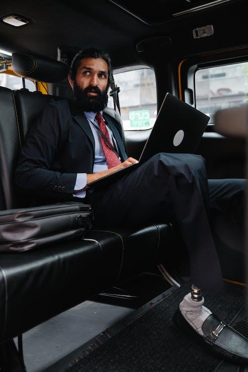 Základová fotografie zdarma na téma digitální nomád, formální oblečení, podnikatel
