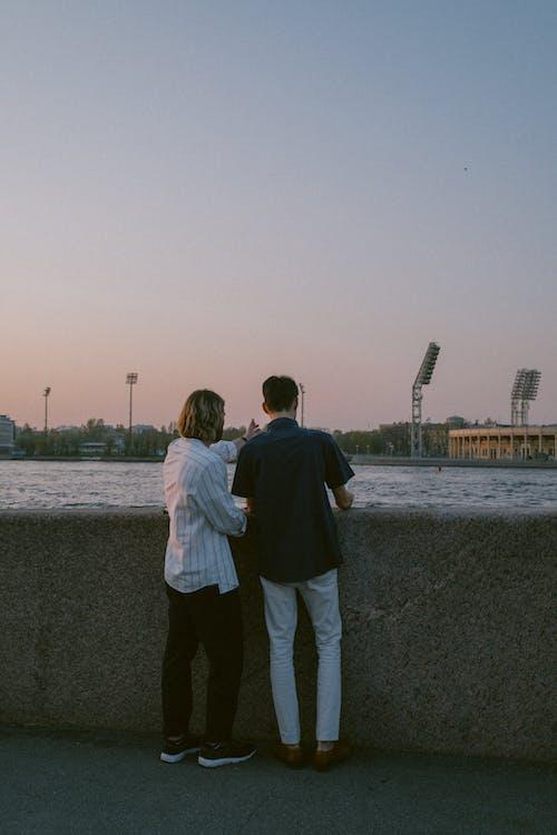 Fotobanka sbezplatnými fotkami na tému byť spolu, cestovať, Copyspace