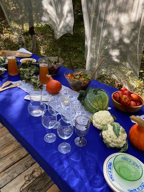 ガラス, ガラスアイテム, テーブルの無料の写真素材