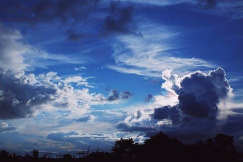 Immagine gratuita di alba, cloud, crepuscolo