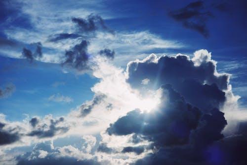 Immagine gratuita di alba, alto, drammatico