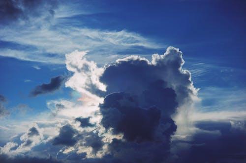 Immagine gratuita di alto, cloud, drammatico