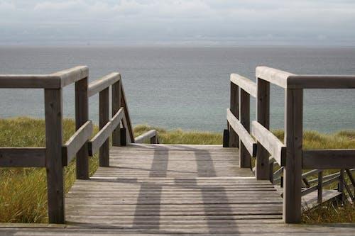 Free stock photo of beach, blue, dune