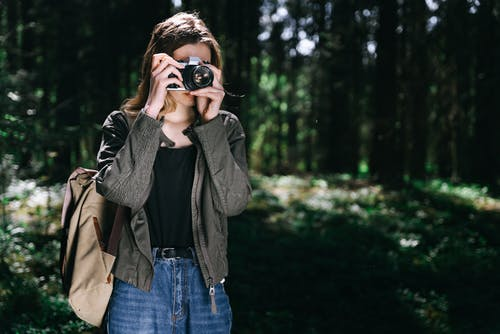 Free stock photo of adult, backpack, backpacker