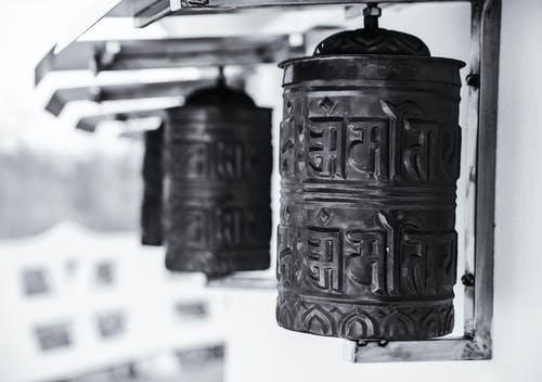 Kostnadsfri bild av antik, buddhism, suddig bakgrund, textur