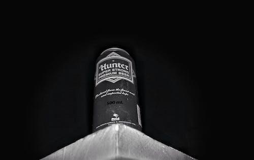 Foto stok gratis #bir, #blacknwhite, #canon, #hunterbeer