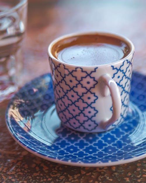 Fotos de stock gratuitas de azul, bebida, café