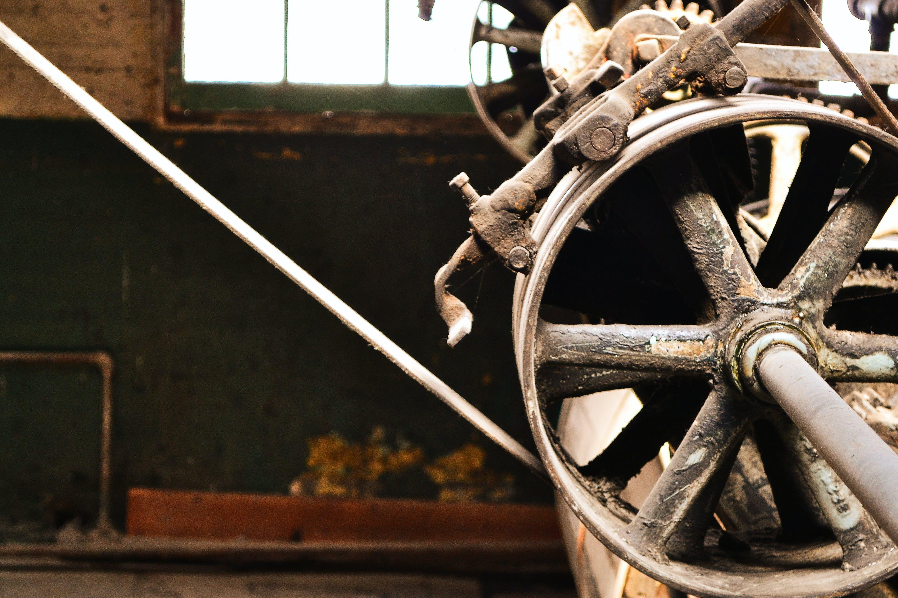 Kostnadsfri bild av antik, rost, rostig, stål