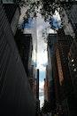 city, sky, street