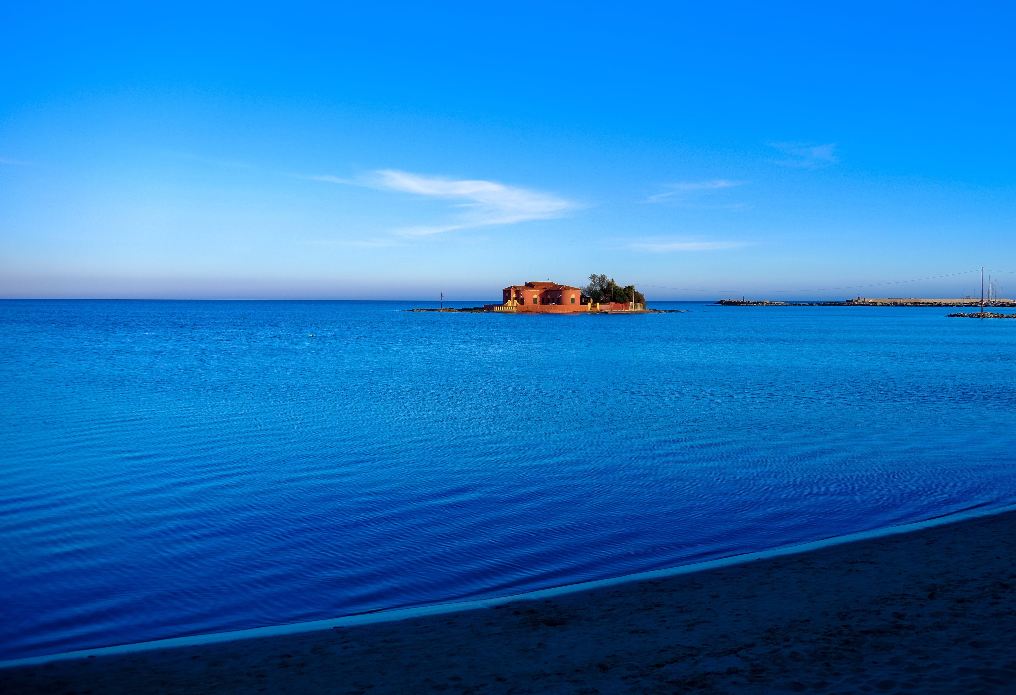 Gratis stockfoto met blauw, h2o, hemel, oceaan