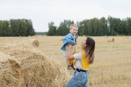джинс, желтый, красивый 的 免費圖庫相片