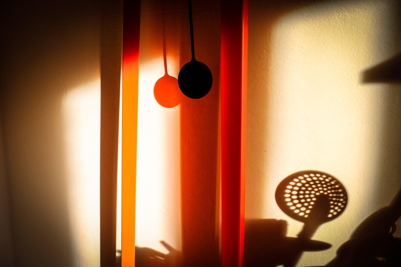 Free stock photo of lights, dark, blur, orange