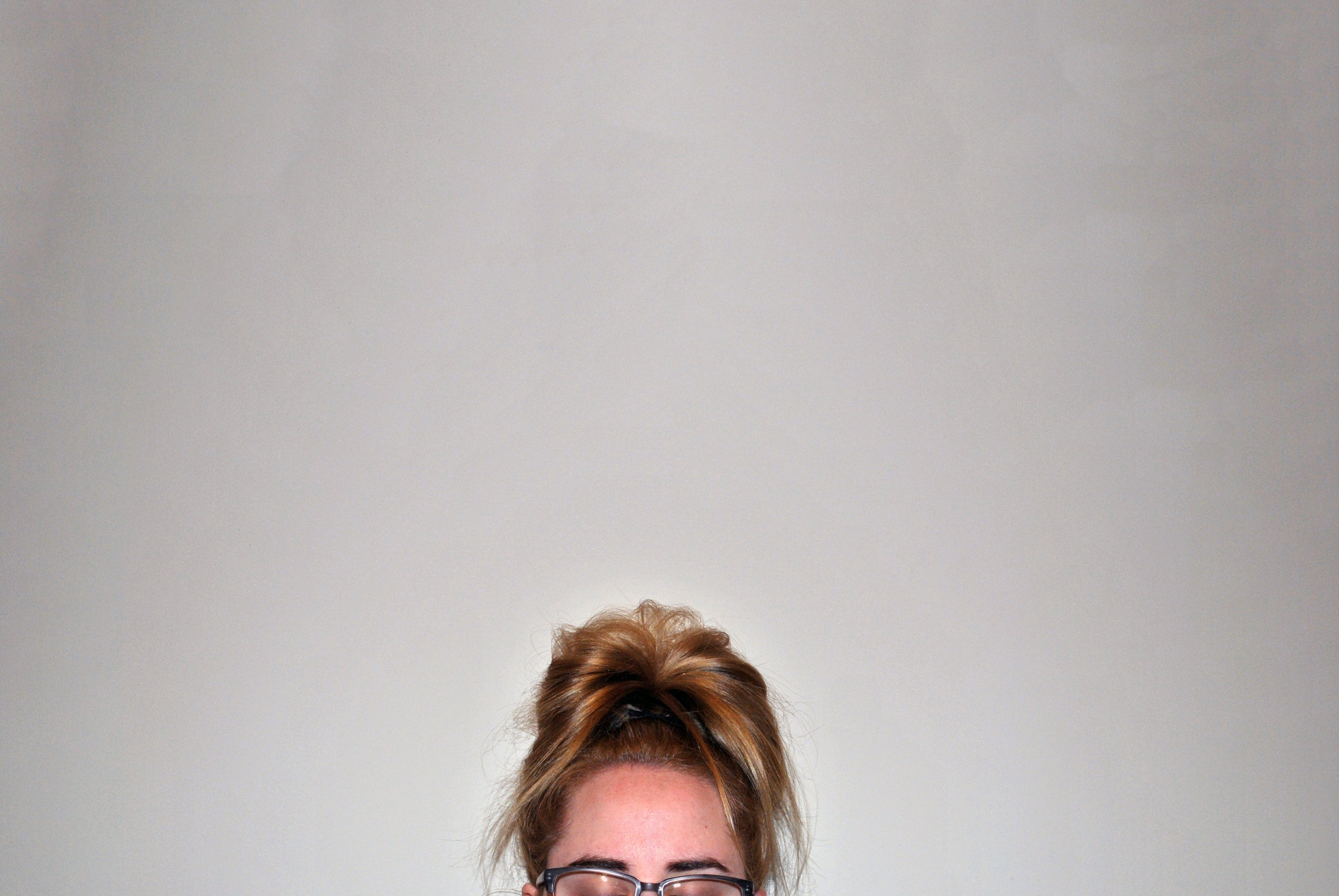 Free stock photo of girl, blonde, blog, blogger