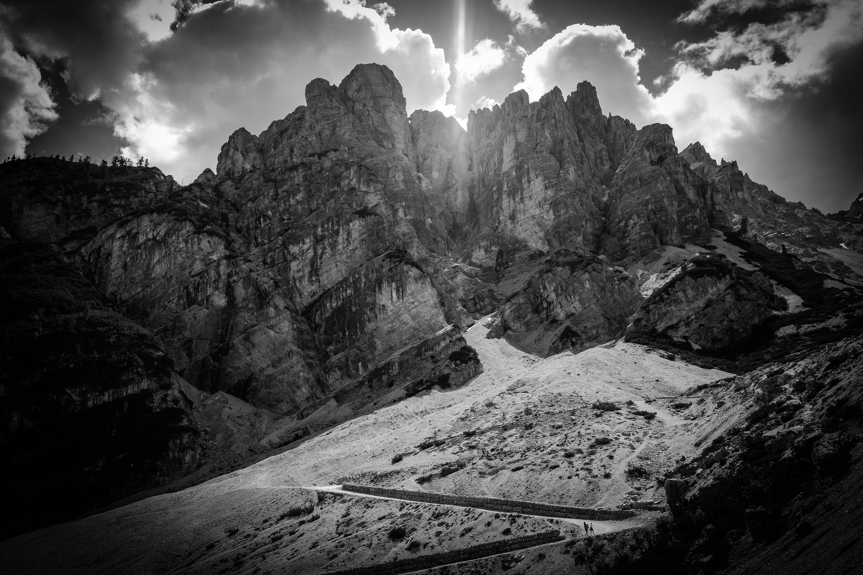 Безкоштовне стокове фото на тему «гора, Природа, Скеля, хмари»