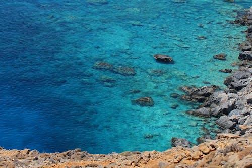天性, 岩石, 水, 海 的 免费素材照片