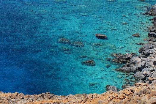 Kostenloses Stock Foto zu meer, natur, wasser, ozean