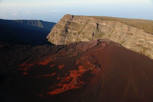 山, 岩漿, 火山 的 免费素材照片