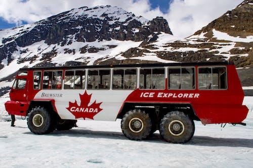 คลังภาพถ่ายฟรี ของ ความงาม, ทิวทัศน์เมฆ, ธรรมชาติ, ภูเขาหินแคนาดา