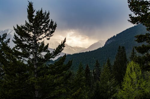 คลังภาพถ่ายฟรี ของ ความงาม, ตะวันลับฟ้า, ทิวทัศน์เมฆ, ธรรมชาติ
